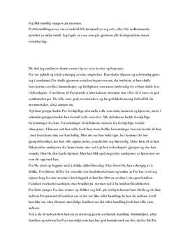 Manus for muntlig eksamen i Sosiologi og sosialantropologi