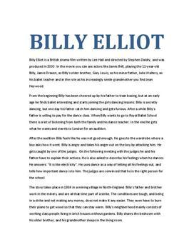 Billy Elliot | Filmanalyse