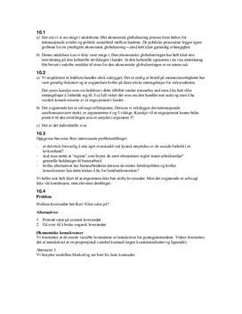 10.1 10.2 10.3 10.4 10.6 10.7 10.8 10.10 | Økonomi og ledelse | Kapittel 10