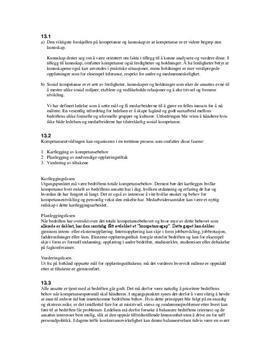 13.1 13.2 13.3   Økonomi og ledelse   Kapittel 13