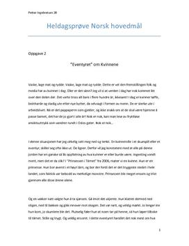 essay som sjanger