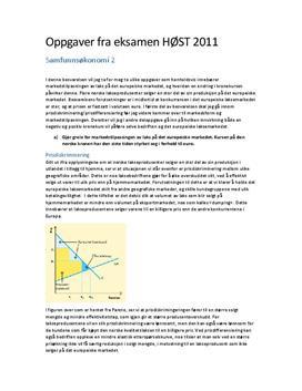 Laks på det Europeiske marked | Caserapport