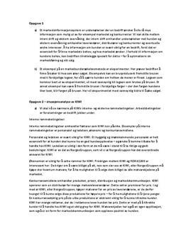 KIWI | Situasjonsanalyse