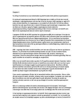 ABR Regnskap - organisasjonsutvikling og innovasjon