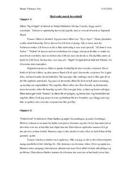 foran loven af kafka essay Franz kafka var søn af hermann og julie kafka og voksede op i prag i en tysktalende skyldidentiteten hos franz kafka - et essay om en moderne jødisk tvivlers livtag med loven (2002.