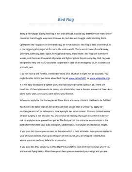 Intro essay structure