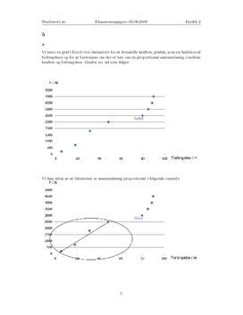 Oppgave 5 - eksamen i Fysikk 2 våren 2009