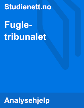 Fugletribunalet | Analyse