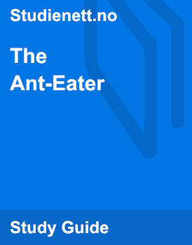 The Ant-Eater | Analysis