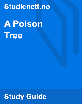 A Poison Tree | Analysis