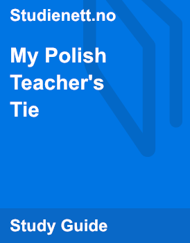 annotation of my polish teachers tie Posts about 2nd – 5th grade written  but we didn't tie it directly to  information about the model with the teachers my experience this fall is that the.