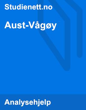 Aust-Vågøy | Analyse
