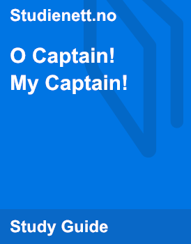 O Captain! My Captain! | Analysis