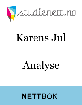 Karens Jul | Analyse