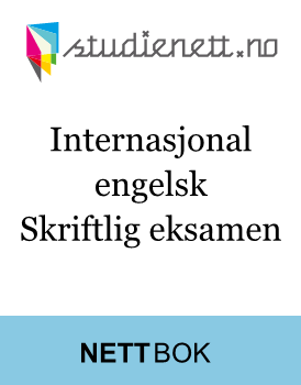 Internasjonal Engelsk Skriftlig Eksamen