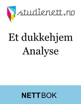 Et dukkehjem | Analyse