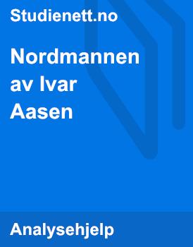 Nordmannen av Ivar Aasen | Analyse